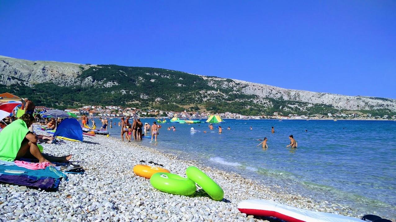 Ferienwohnungen Baska Urlaub mit Kindern
