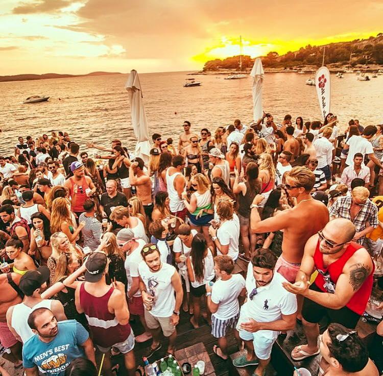 Kroatien Party