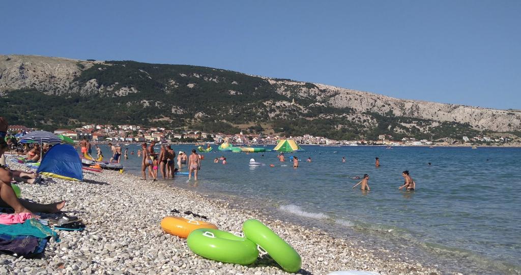 Hotels auf Krk direkt am Meer