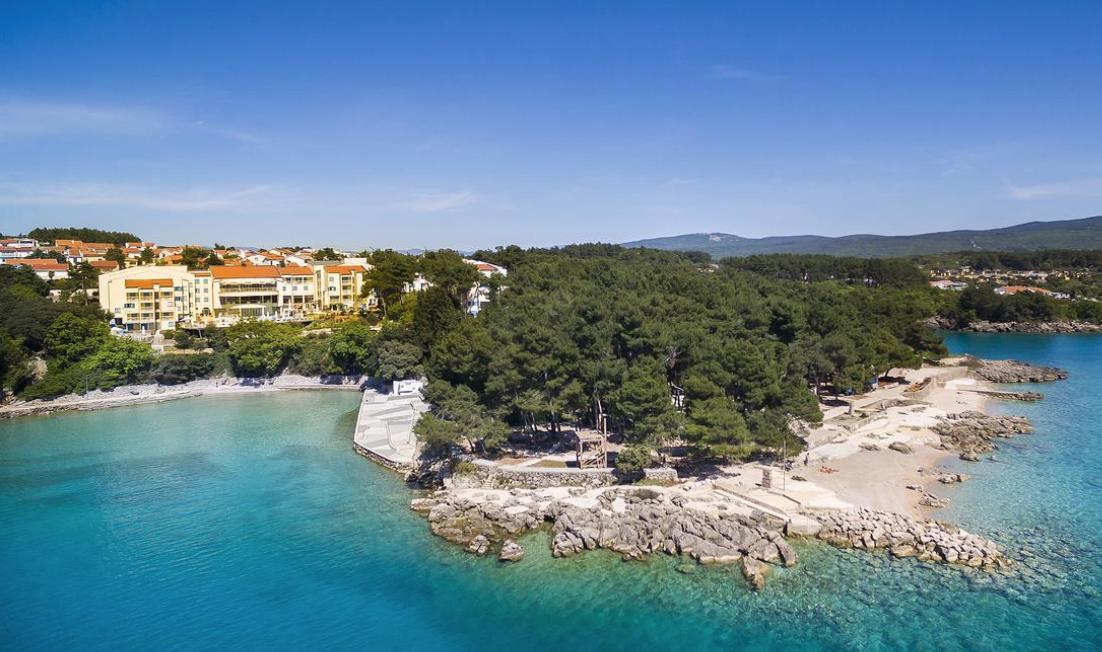 Valamar Hotel Direkt am Strand