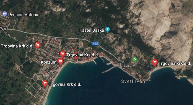 Baska Trgovine