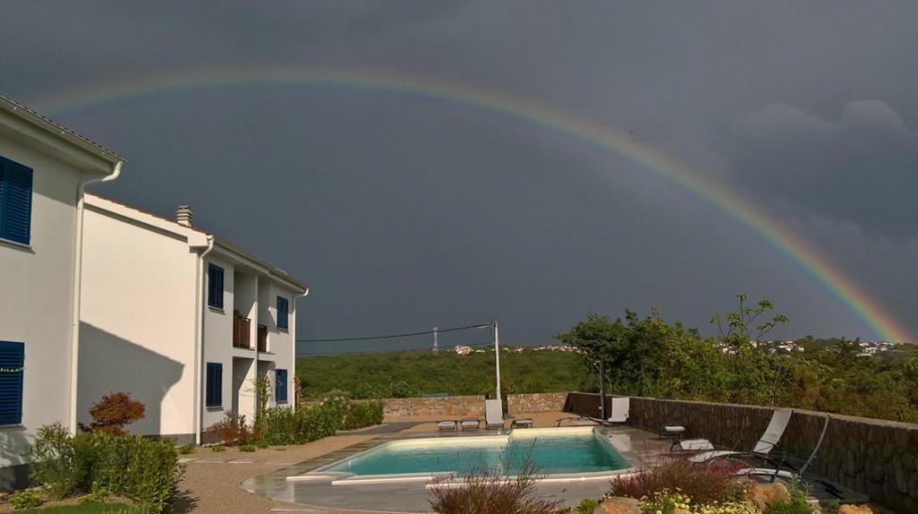 Ferienwohnung Wabi Sabi mit Pool