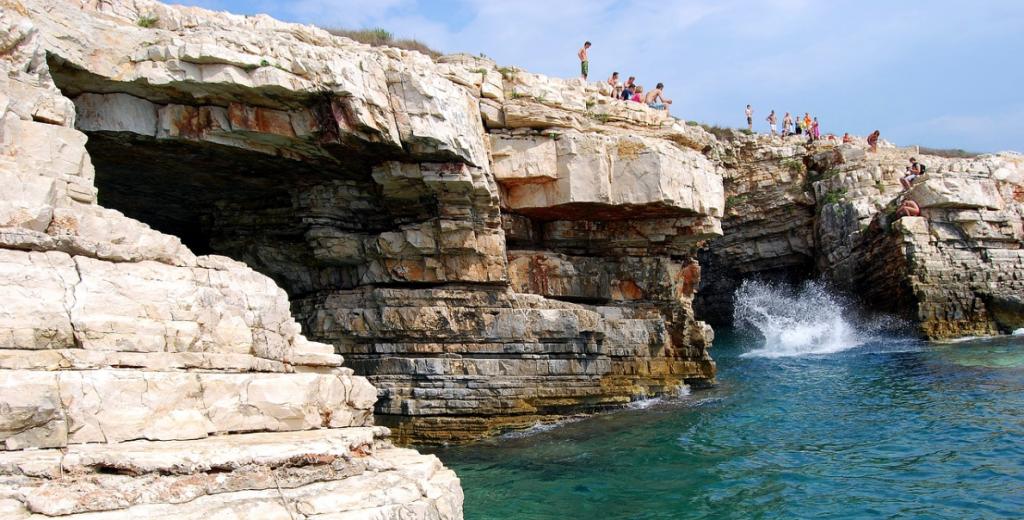 Kap Kamenjak Istrien
