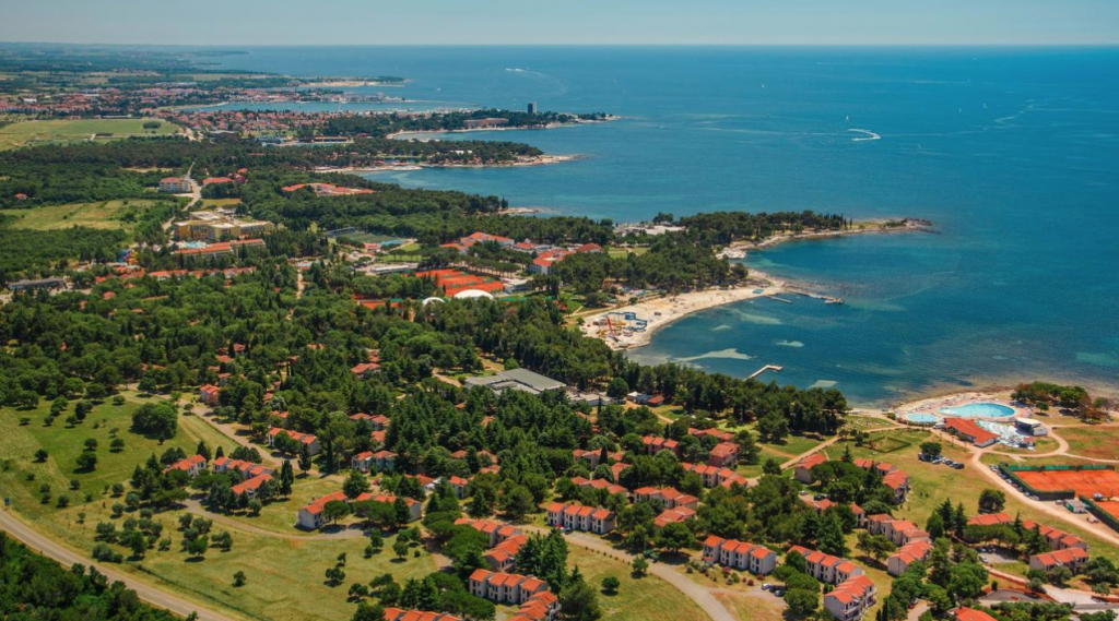 Schönste Strände in Istrien: Katoro Beach