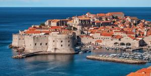 Ferienhaus in Kroatien mit Pool am Meer