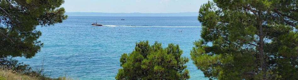 Makarska Riviera Kroatien