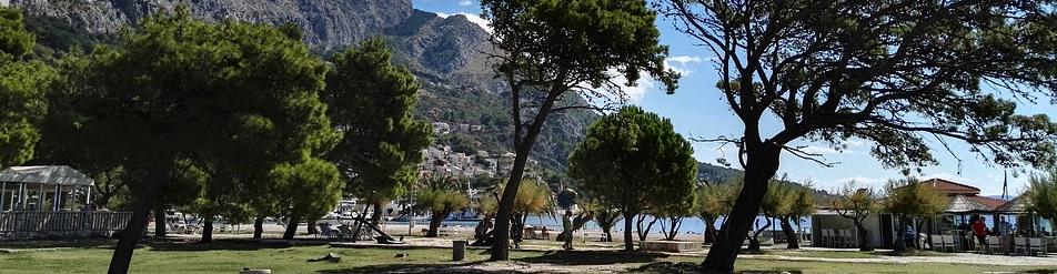 Omis Riviera Buchten