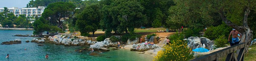 Rovinj Bucht Kroatien