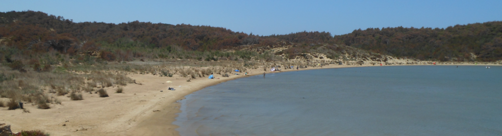 Sahara Bucht Rab