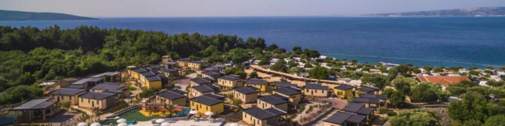 KRK Premium Camping Resort für Hunde