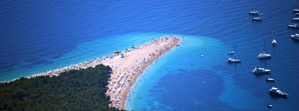 Schoenste Straende Kroatien