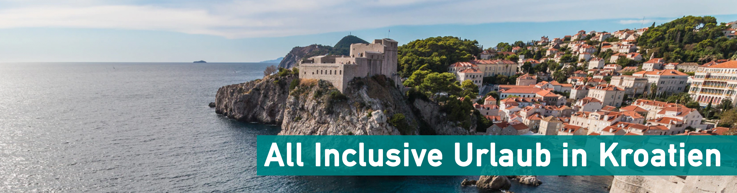 All Inclusive Urlaub Kroatien