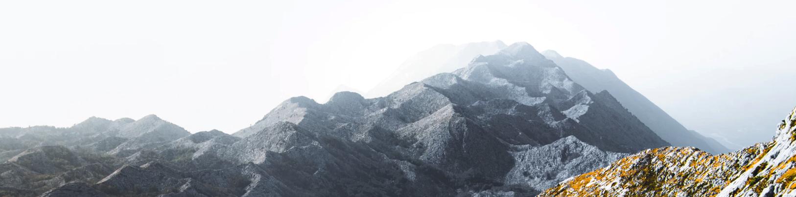 Kroatisches Gebirge