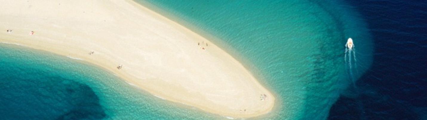 Insel Brac Goldenes Horn