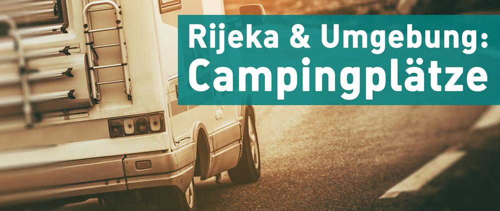 Camping in Rijeka